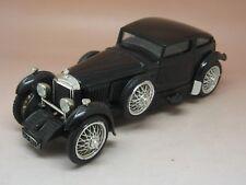 BRUMM GIOCATTOLO ANTICO BENTHLEY SPEEED SIX BLACK 1928 ORIGINALE
