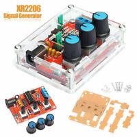 XR2206 Function Signal Generator Module DIY Sine Triangle Square Output 1Hz-1MHz
