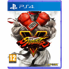 NEUF scellé Street Fighter 5 VIDEO GAME FORSONY PS4 consoles de jeux