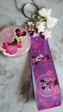 Minnie Mouse Keyring only available