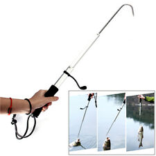 Outdoor Portable Fishing Gripper Fish Lip Grabber Grip Trigger Fish Tackle Gear