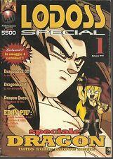 DRAGONBALL : speciale fanzine (lodoss special n°1)