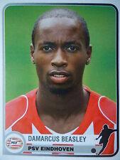 Panini 311 Damarcus Beasley PSV Eindhoven Champions of Europe 1955-2005