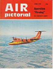Air Pictorial Magazine, June 1975, Operation Firedog, Dash 7