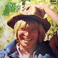 JOHN DENVER Greatest Hits LP
