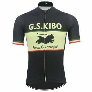 G.S.BIKO Cycling Jersey MTB Cycling Jersey Short Sleeve
