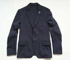 Moschino Couture Navy Blue Blazer Jacket