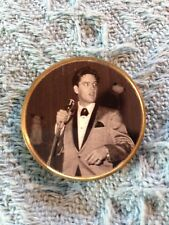 NOS ELVIS PRESLEY BLACK AND WHITE PAPER WEIGHT