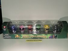 Bandai Mighty Morphin Power Rangers Legacy Mini Mask Helmet Collection