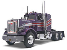 Peterbilt 359 Conventionnel,Revell/Monogramme Truck Kit de construction modèle 1
