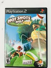 Hot Shots Golf: Fore (Sony PlayStation 2, 2004) EUC Complete, Case & Manual