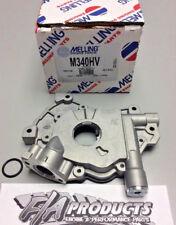 Melling M340Hv High Volume Oil Pump For Ford 5.4L 4.6L Sohc Mustang 3V Truck Suv