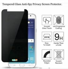 A5 2017 tempered glass anti spy privacy screen protector