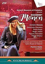 Massenet: Manon [Video] (2016)