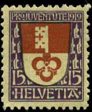 Switzerland Scott #B14 Mint Hinged