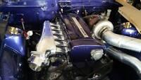 R32 GTR Billet Intake Manifold/ Forward Facing Plenum – RB26DETT/ RB26