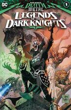 New ListingDark Nights Death Metal Legends Of The Dark Knight #1 1st Print 1st Robin King