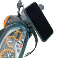 Scooter / Cyclomoteur Col Montage Support & Tigra Fitclic Étui Pour Iphone XR