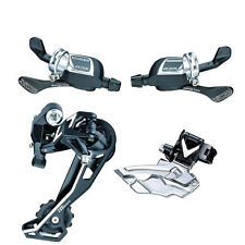 microSHIFT MTB XCD 3X10 Speed Trip SL-M860 Bicycle Shifter Group Set For Shimano