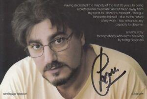 JOSE CURA --- original signiert - 5#15a