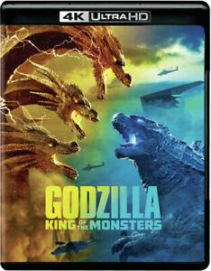Godzilla: King of the Monsters (4K Ultra HD + Blu-ray + Digital) (4K Ultra HD),