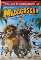 Madagascar (DVD, 2005, Full Frame) Includes The Penguins in a Christmas Caper
