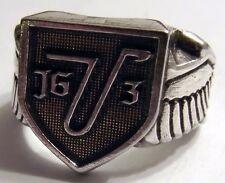 "Ring, Fingerring Pilotenring Deutsche Luftwaffe Jagdgruppe 3  ""Udet"""
