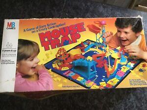 Mousetrap Original 1987 Board Game