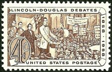 PAPER-GEMS sc#1115 lincoln old us/usa stamp mint og nh mnh xf
