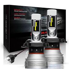 2X Bulbs H4 HB2 9003 LED Headlight Kit Combo 2600W 390000LM High Low Beam 6000K