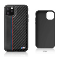 Genuine BMW M Sport Carbon Finish Pro Impact Case for Apple iPhone 11 Pro Max