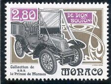 TIMBRE DE MONACO N° 1942 ** VOITURES ANCIENNES / DE DION BOUTON 1903