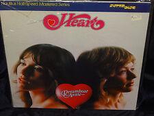HEART DREAMBOAT ANNIE SEALED USA 1980 NAUTILUS SUPER DISC AUDIOPHILE LP