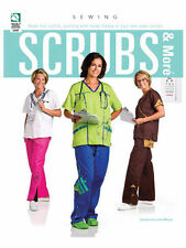 Scrubs & More Book Sewing Embellishments to Already Made or Make Your Own Pajama