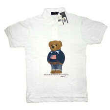 Ralph Lauren Polo Hi Tech Alpine Bear Polo T