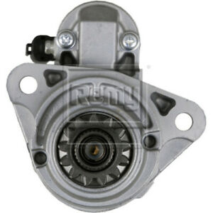Remanufactured Starter  Remy  16249
