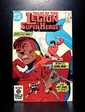 COMICS: DC: Legion of Super-Heroes #319 (1980s), 2nd Lady Memory app - (flash)