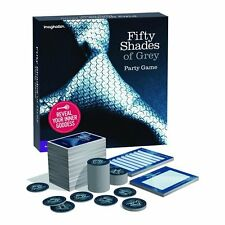 Fifty 50 Shades of Grey Adult Party Game questions New  Shrink Wrap Sealed Toys
