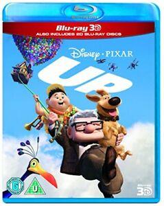 Up [Blu-ray 3D + Blu-ray] [DVD][Region 2]