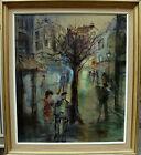 Fritz Sol ?, Montmartre, Paris, À 1950