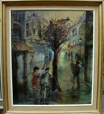 Fritz Morelli ?, Montmartre, Paris, um 1950