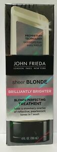 John Frieda sheer Blonde Brilliantly Brighter Blonde Perfecting Treatment 118ml