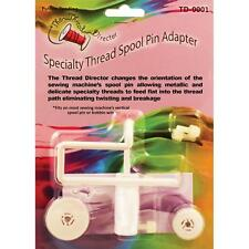 The Thread Director Specialty Thread Spool Pin Adaptor TD 0001