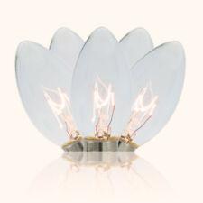 Clear C9 Bulbs Case of 1000 Christmas Light Bulbs