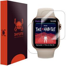 3x Skinomi TechSkin Full Body & Screen Protector for Apple Watch Series 4 (44mm)