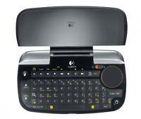 Logitech Dinovo Mini Remote Control Keyboard for Chrome YouTube TV Android Box