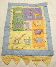 Carters John Lennon One Love Animals Baby Nursery Wall Decor Quilted Banner