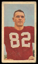 1954 CFL BLUE RIBBON TEA FOOTBALL #80 JOEY PAL VGEX MONTREAL ALOUETTES Last card