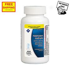 Member's Mark 220 mg Naproxen Sodium (400 ct.)