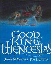 Good King Wenceslas-ExLibrary